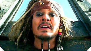 PIRATES OF THE CARIBBEANS - Jack Sparrow Loses His Head ! - Movie Clip (2017)