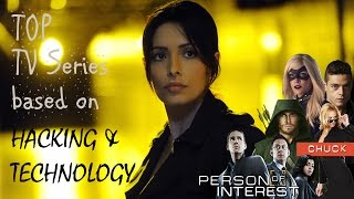 Top 10 TV Series Based On Hacking And Technology [ Must Watch TV Shows]