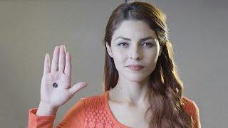 إذا رأيت إمرأة على يدها نقطة سوداء | أرجوك اتصل بالشرطة فورا !!
