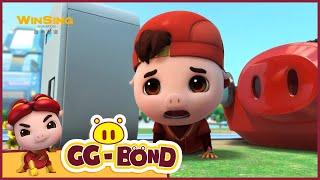GG Bond - Agent G 《猪猪侠之超星萌宠》EP07