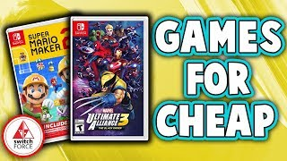 BIG Nintendo Switch Games For Cheap! What Is Going On?!