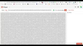 How to Insert Ginger to Google Adsense [Adsense Myanmar]