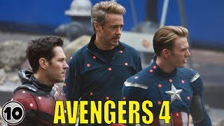 Avengers 4 Title Confirmed