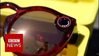 Snapchat releases new Spectacles - BBC News