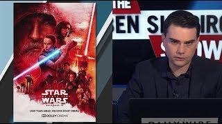 Ben Shapiro Reviews Star Wars: The Last Jedi (SPOILERS)