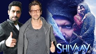 Bollywood Celebs SUPPORTS Ajay Devgn's SHIVAAY, Send Best WISHES
