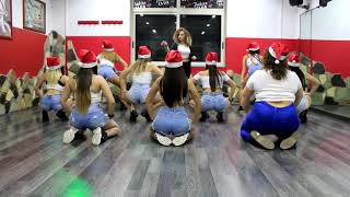 Christmas Twerk| Twerk Piano | Teacher Angela Grimaldi