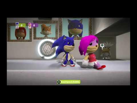 Xxx Mp4 Lbp Sonic Episode 1 Sonic Loves Amy 3gp Sex