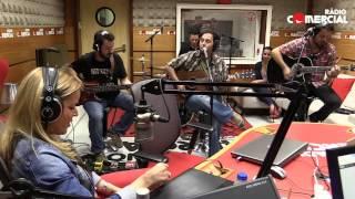 Rádio Comercial | Banda de tributo aos Pearl Jam surpreende Vanda Miranda no Cat Power