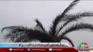 Weather Forecast of Pakistan