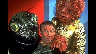 Top 10 Monster Designs For 1960s TV Shows