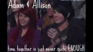 Adam/Allison - This I Promise You