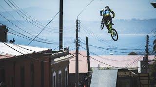 The City that Transforms to an Urban MTB Paradise | Valparaíso: Cerro Abajo