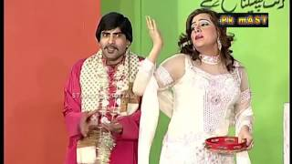 Best Of Agha Majid and Megah New Stage Drama Comedy Clip