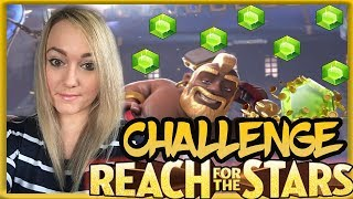 ⭐️NEW REACH FOR THE STARS CHALLENGE⭐️ |⭐️ 8 TOKEN REWARDS & 51 000 GOLD  |⭐️CLASH ROYALE⭐️