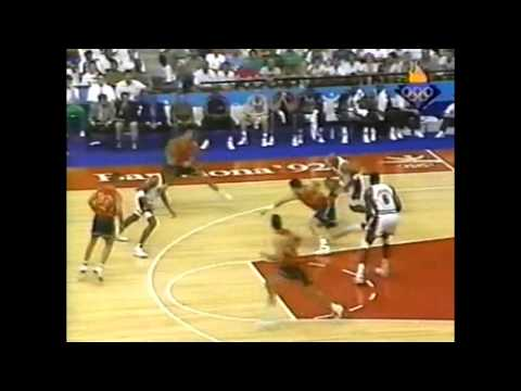 watch 1992 Olympics Dream Team Men's Basketball Best Plays
