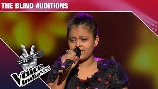 Niharika Nath Performs on Banarasiya| The Voice India Kids | Episode 9