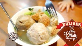 The Onsu Kuliner : Bakso Enak di Jakarta