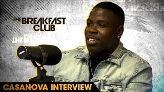 Casanova Speaks On Taxstone, Being Locked Up With A$AP Rocky, Working With Chris Brown & More