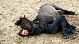 The incredible bond between human and horse