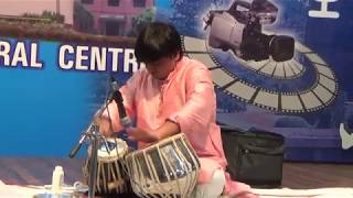 Krishna Upadhyay And Aditya Mishra On Tabla With Divyansh Shrivastava On Santoor