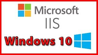 How to install IIS on Windows 10 - Tutorial (2019)