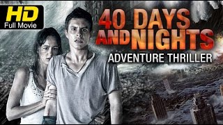 40 Days And Nights   Hollywood Action Movie   Thriller Cinema   Full HD English Film   Upload 2016
