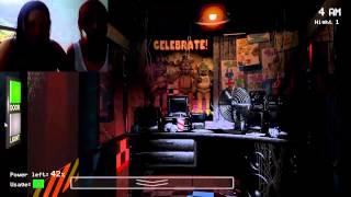 Five Nights at Freddy's / Noche 1 / Mi Primer Gameplay!