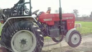 DhaliwaL 855 VS HMT 5911(60hp)