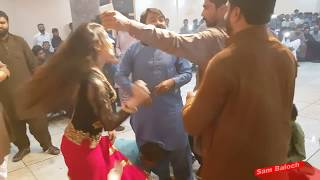 Mehak malik in wedding dance  at dhola ve dhola 2017