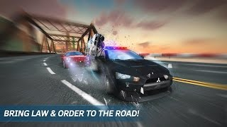 Asphalt Nitro (Police Chase) | Gameplay | HD | Android