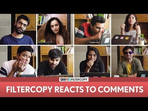 Xxx Mp4 FilterCopy 2 Mn Subs Special We React To Comments Ft Dhruv Ashish Chanchlani Barkha Ayush 3gp Sex