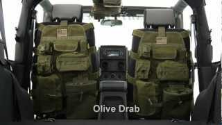 Smitttybilt - GEAR Jeep Seat Covers - Jeep Interior