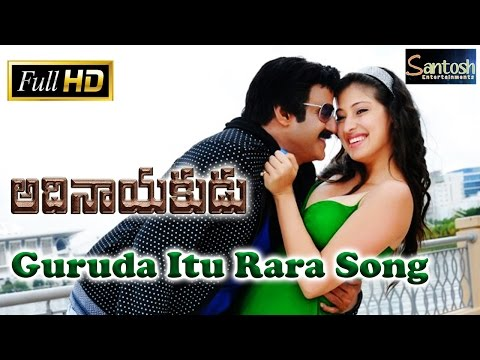 Xxx Mp4 Adhinayakudu Video Songs HD Guruda Itu Rara Video Song Balakrishna Lakshmi Rai Saloni 3gp Sex