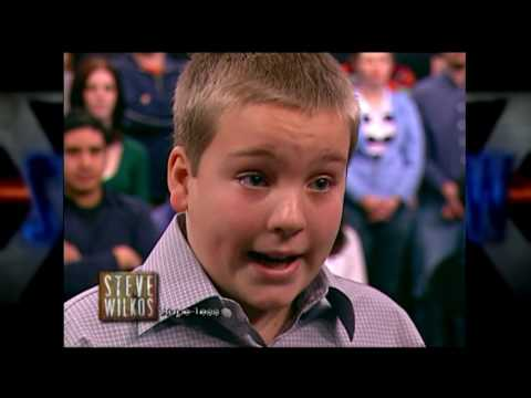 Xxx Mp4 A Decade Of Steve Fighting For Children Part 1 The Steve Wilkos Show 3gp Sex