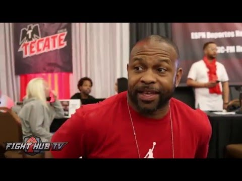 Roy Jones Jr reacts to Mayweather vs. McGregor & would fight Nick & Nate Diaz in same night