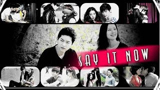 ˙˙·٠ღ  Kdrama ℳix ღ♥  Say it now  ღ ˙˙·٠ (ℱor Yumini Production)