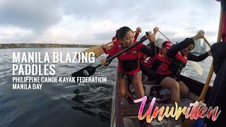 My Paddleboat Try-out with Manila Blazing Paddles