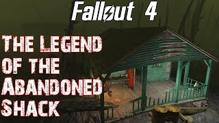Fallout 4- The Legend of the Abandoned Shack and Federal surveillance center K21-B