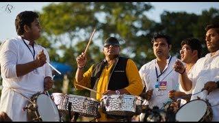 Dhol Tasha- Sivamani's Jugalbandi with the Percussionists