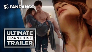 Fifty Shades Darker Ultimate Franchise Trailer (2017) | Movieclips Trailers