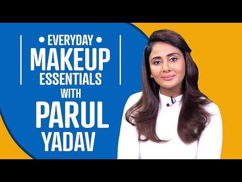 Parul Yadav: What's in my makeup bag | Pinkvilla | Fashion | Tollywood
