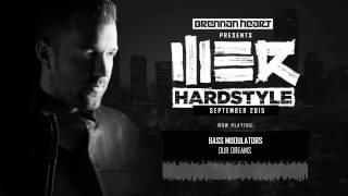 Brennan Heart presents WE R Hardstyle - September 2015 (Brennan Heart & Code Black special)