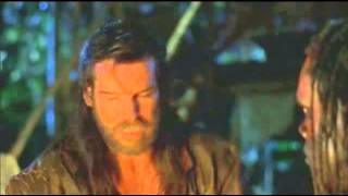 Robinson Crusoe - clip about Bible and God