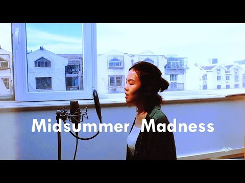 Midsummer Madness - 88rising/Joji/Rich Brian/Higher Brothers/AUGUST 08 (cover)