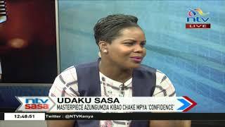 Udaku Sasa: Masterpiece azungumzia kibao chake 'confidence'