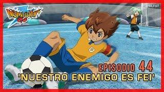 Inazuma Eleven Go Chrono Stones - Episodio 44 español «¿Nuestro enemigo es Fei?»