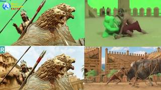 Baahubali 2 The Conclusion Full VFX Effects, VFX Breakdowns