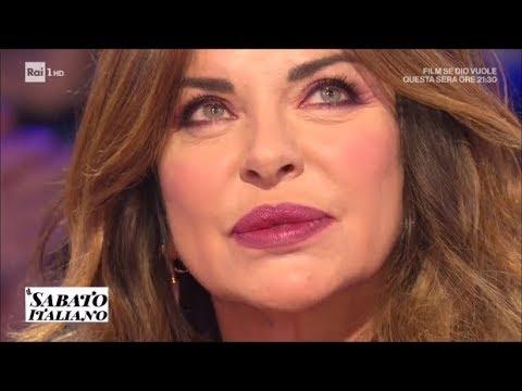Xxx Mp4 Alba Parietti Commossa Vi Svelo I Segreti Della Mia Famiglia Il Sabato Italiano 30 09 2017 3gp Sex