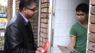 Election news by Rakib in Atn bangla europe